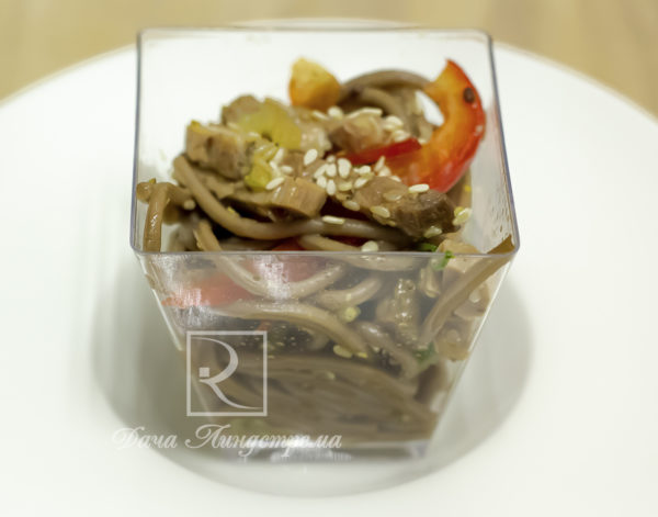 Салат с доставкой