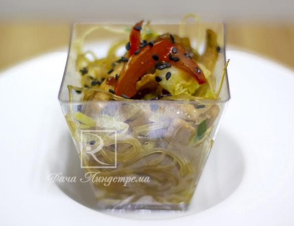 Салат из лапши с доставкой
